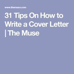 Quick Tips for Getting Your Cover Letter ReadNot Trashed